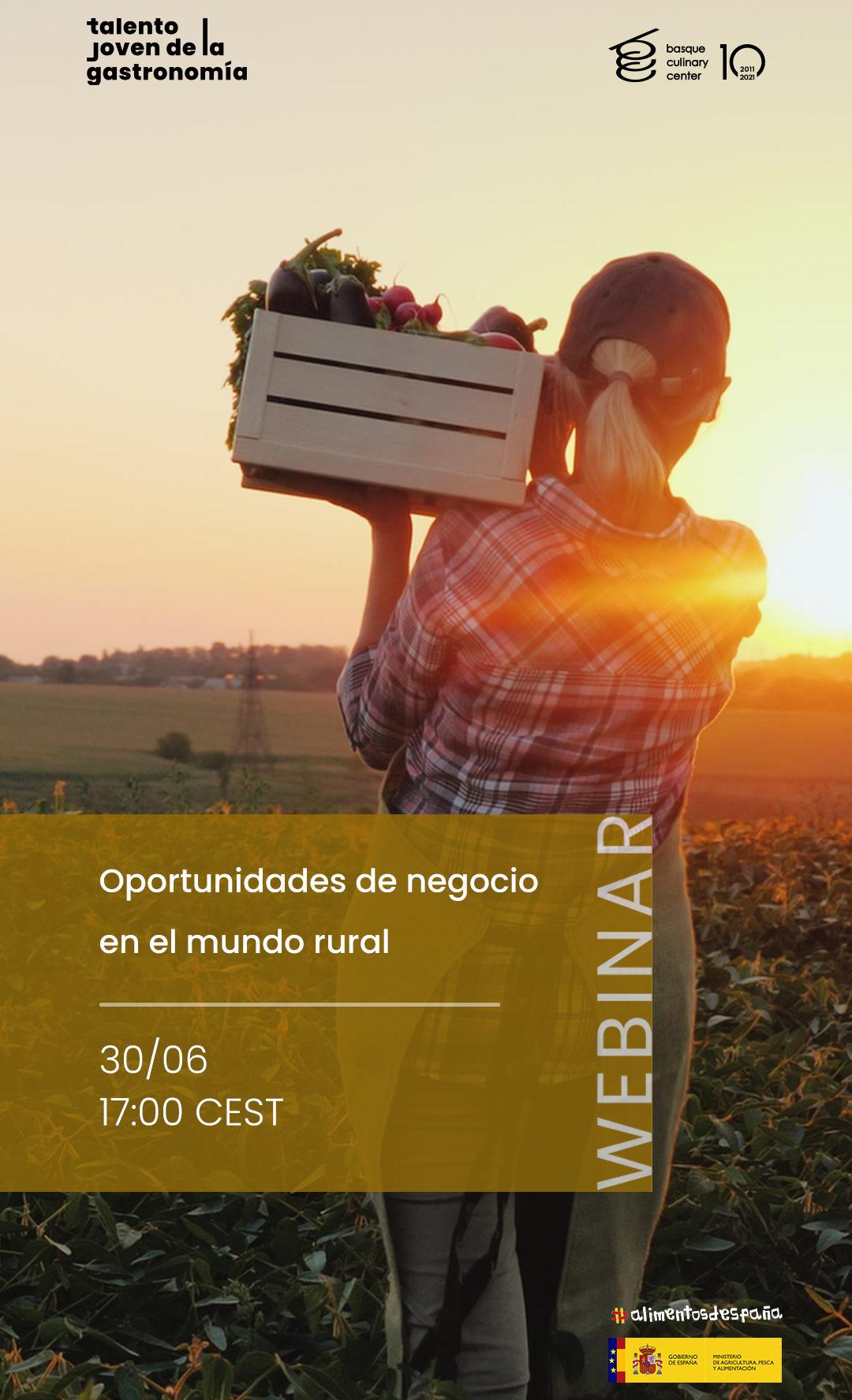 Oportunidades de negocio en el mundo rural